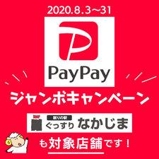 【PayPay】ペイペイジャンボキャンペーン